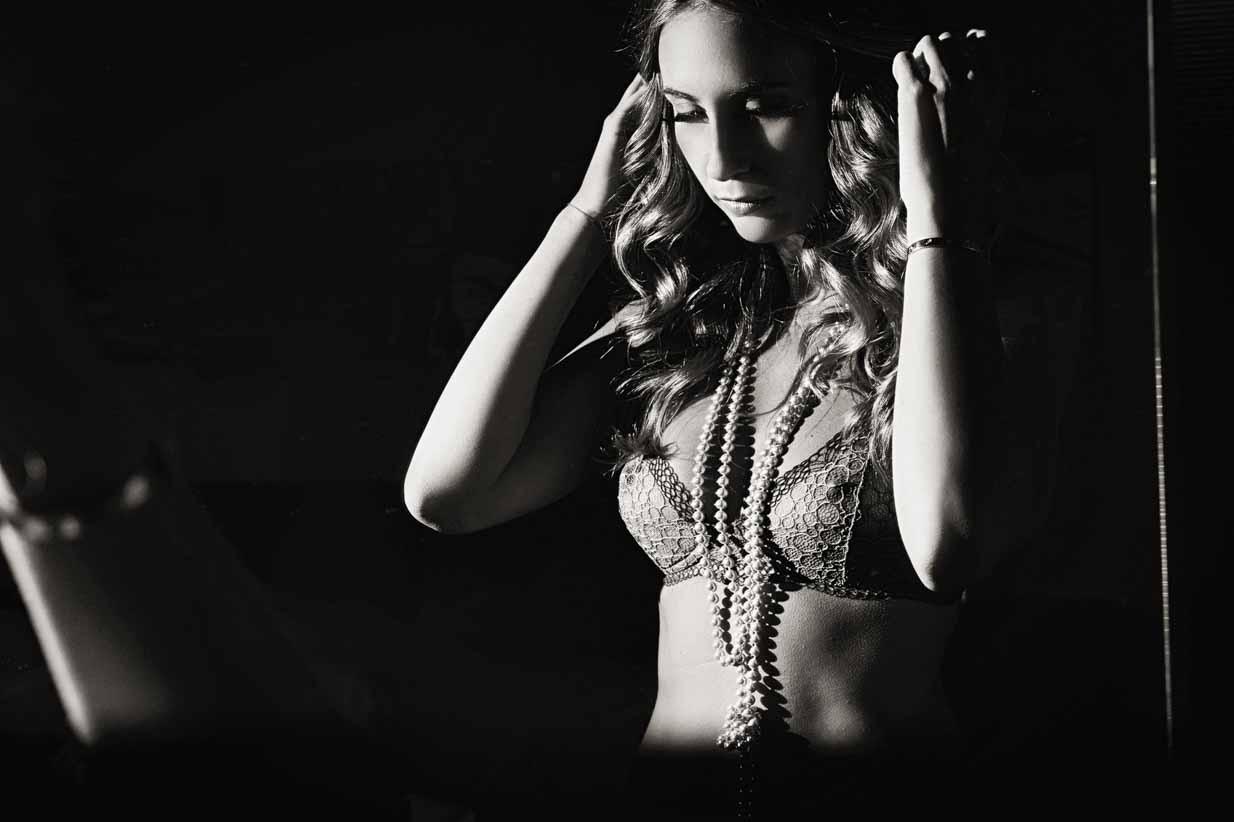 Vogue | Calgary Boudoir Photographer | SLIVER Photography
