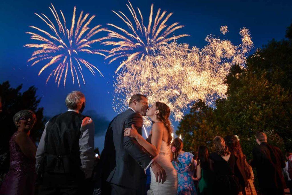 Ireland Wedding Fireworks | Destination Wedding Photographer | SLIVER Photography