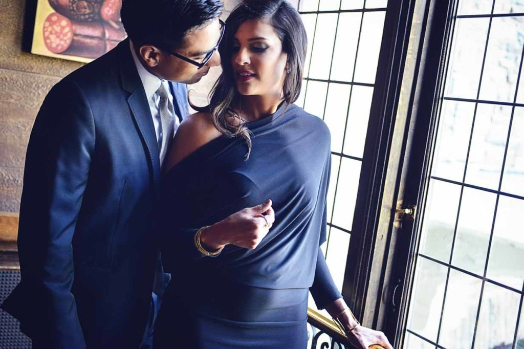 Indian Engagement | Calgary Engagement Photographer | SLIVER Photography