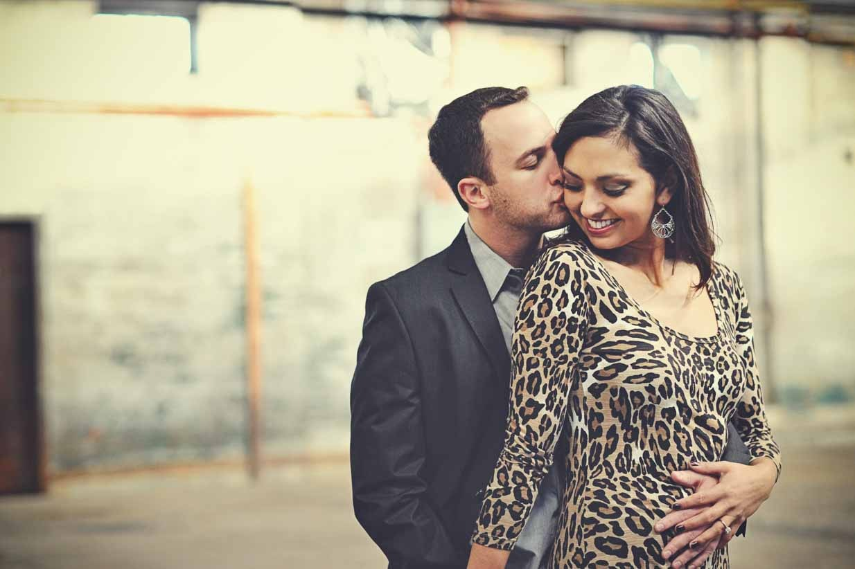 Cheeky | Calgary Engagement Photographer | SLIVER Photography