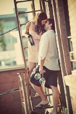 New York Engagement | Calgary Engagement Photographer | SLIVER Photography