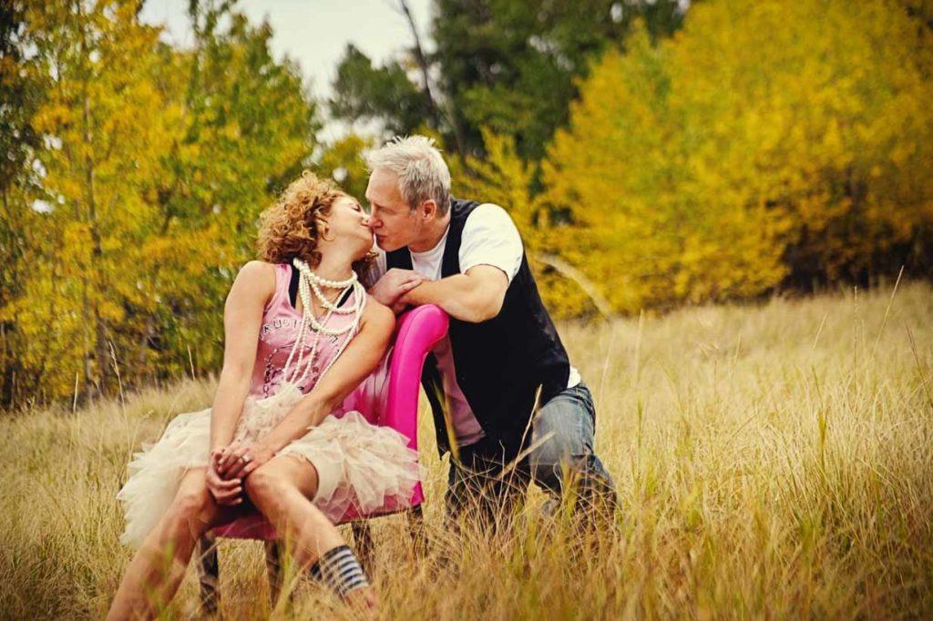 Older Engagement | Calgary Engagement Photographer | SLIVER Photography