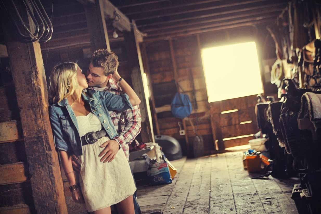 Cowboy Engagement | Calgary Engagement Photographer | SLIVER Photography