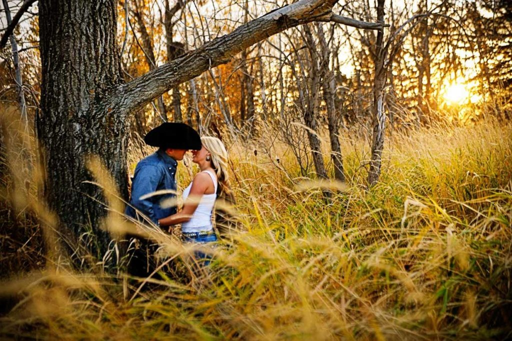 Cowboy Engagement | Calgary Engagement Photographer | SLIVER Photography