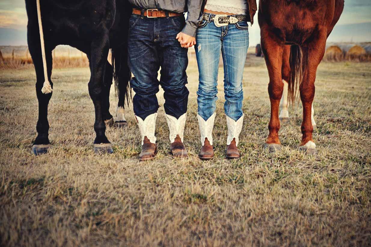 Ranchers Engagement | Calgary Engagement Photographer | SLIVER Photography