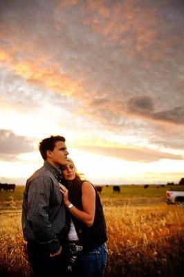 Prairie Sunset Engagement | Calgary Engagement Photographer | SLIVER Photography