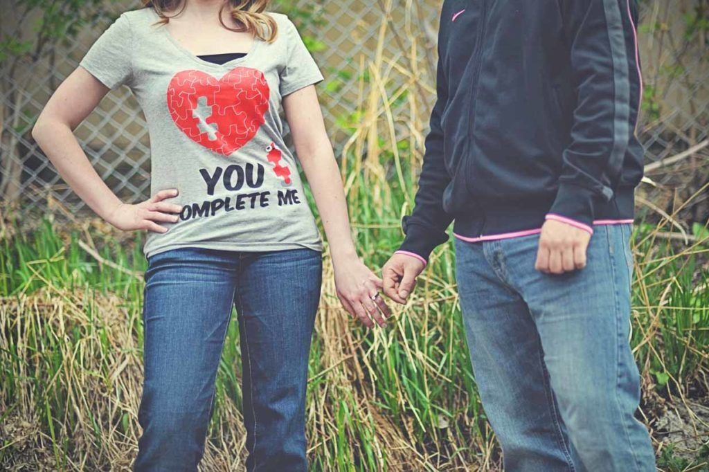 You Complete Me | Calgary Engagement Photographer | SLIVER Photography