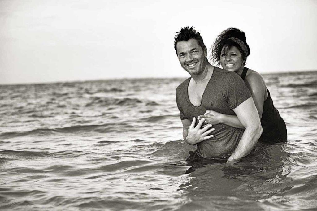 Ocean Couples Photoshoot | Calgary Engagement Photographer | SLIVER Photography