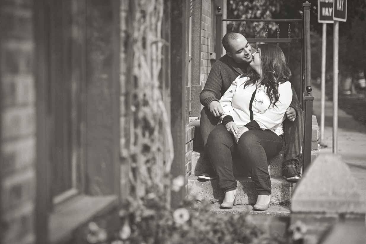 Italian Engagement | Calgary Engagement Photographer | SLIVER Photography
