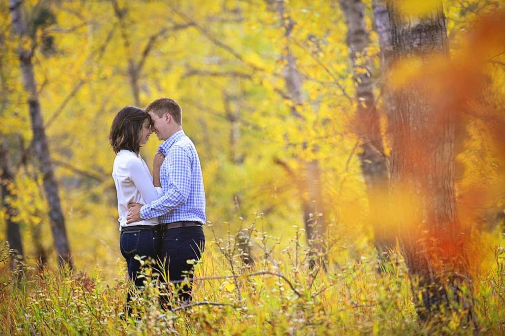 Jewish Engagement Couple | Calgary Engagement Photographer | SLIVER Photography