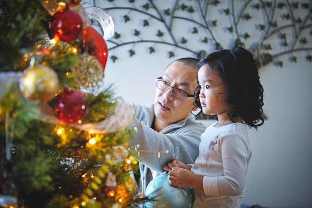 Christmas Family Shoot   Calgary Family Photographer   SLIVER Photography