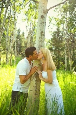 Tree Hugger | Calgary Family Photographer | SLIVER Photography