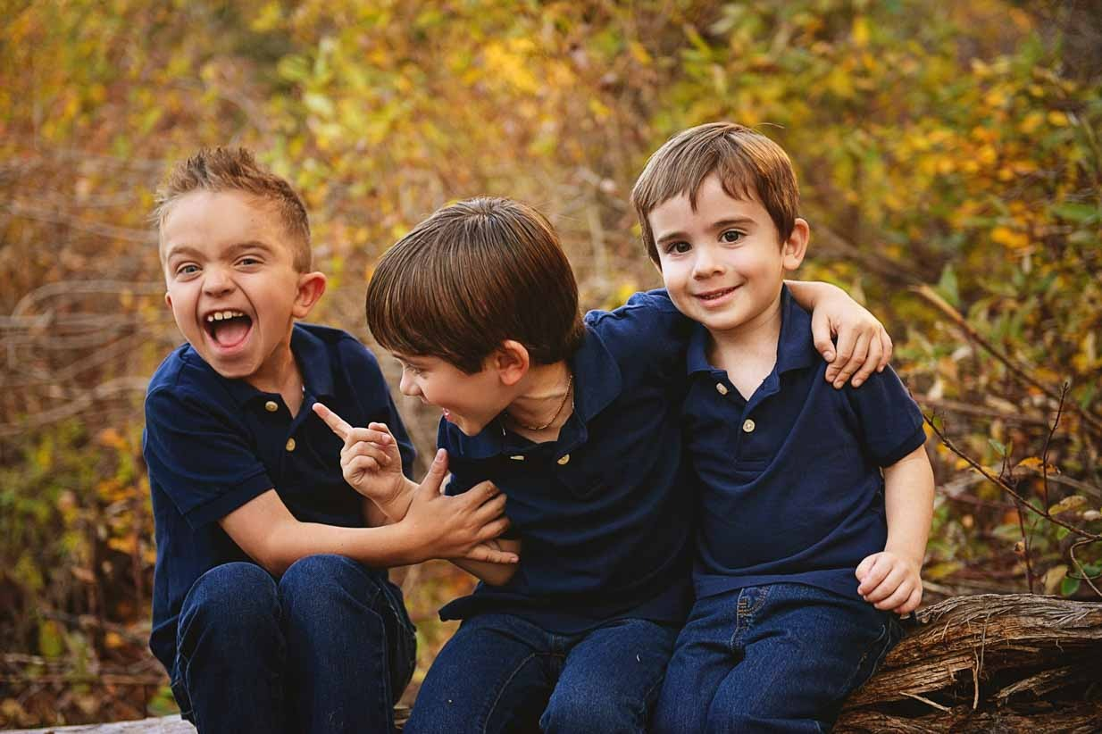 Boys | Calgary Family Photographer | SLIVER Photography
