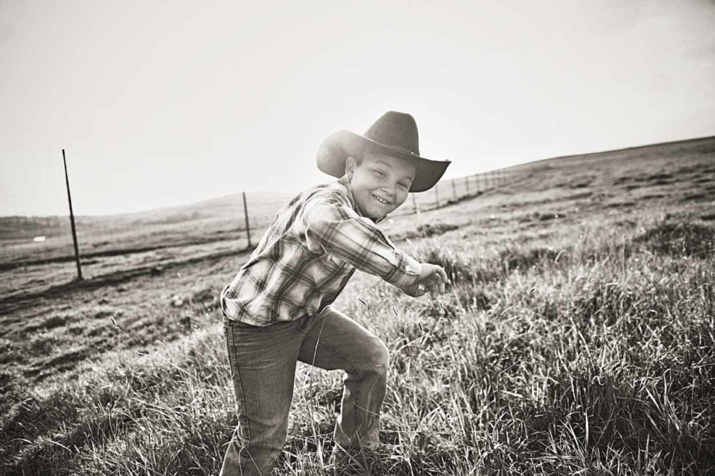 Giddy Up | Calgary Family Photographer | SLIVER Photography