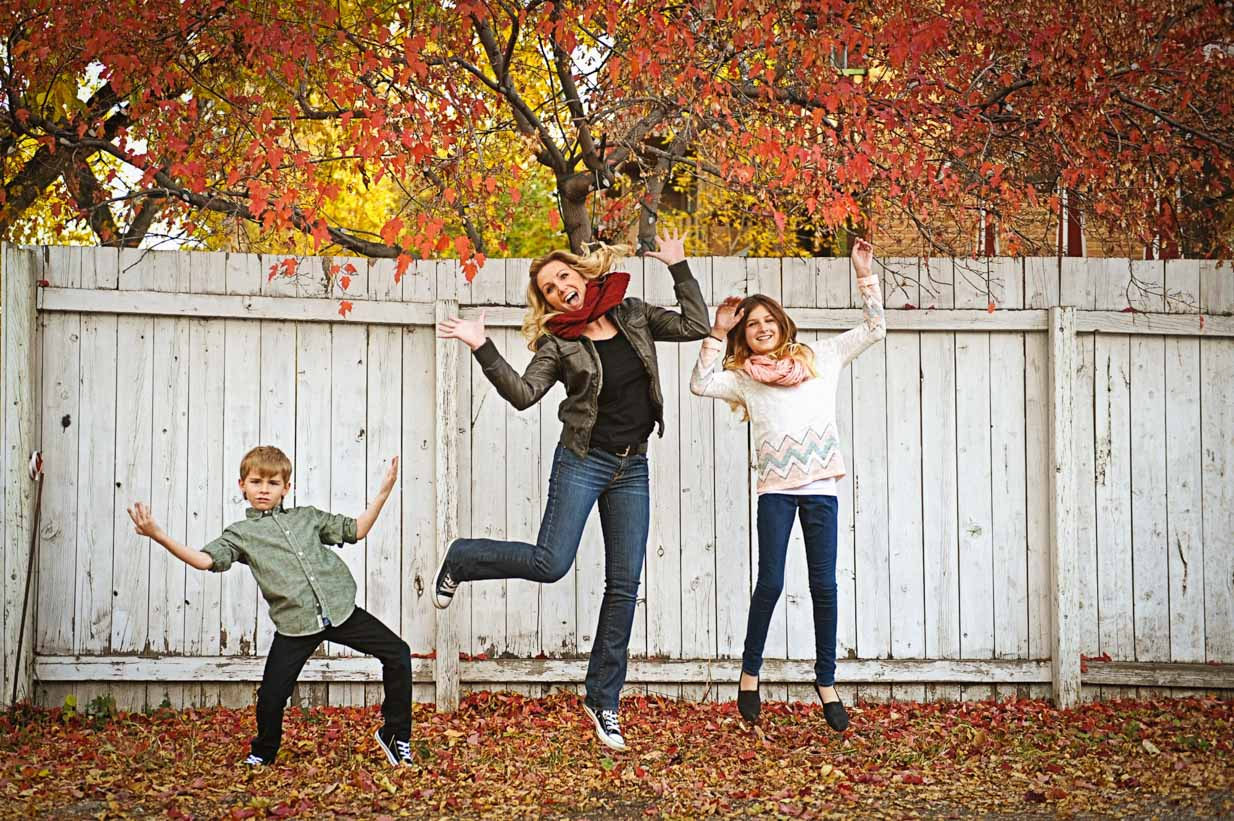 Yay | Calgary Family Photographer | SLIVER Photography