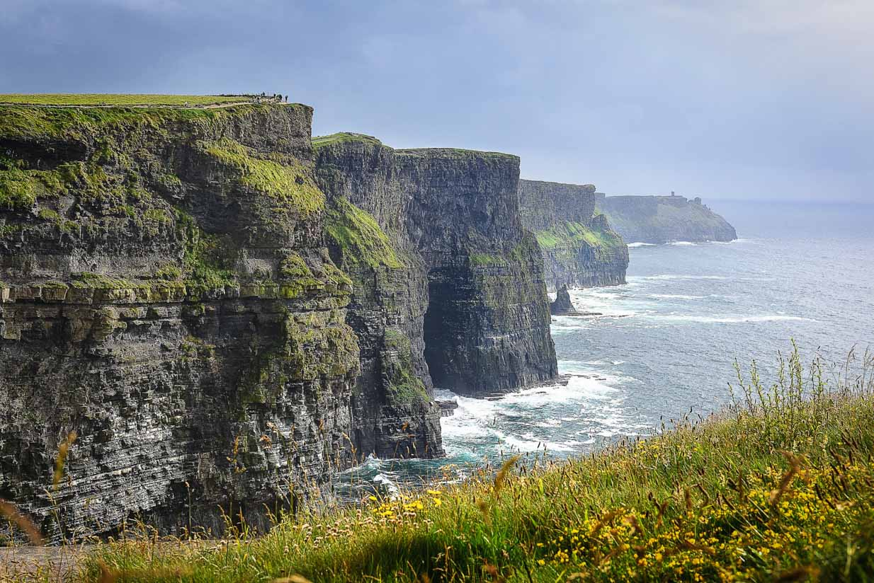 Cliffs of Ireland | Calgary Landscape Photographer | SLIVER Photography