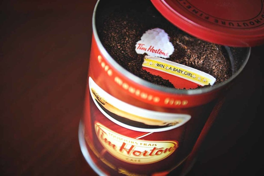 Tim Hortons Expecting | Calgary Maternity Photographer | SLIVER Photography