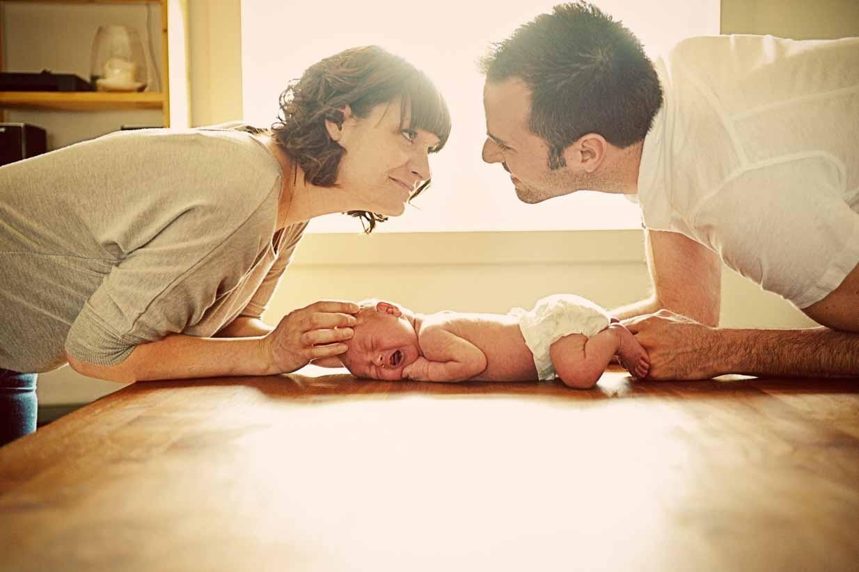 New baby | Calgary Newborn Photographer | SLIVER Photography