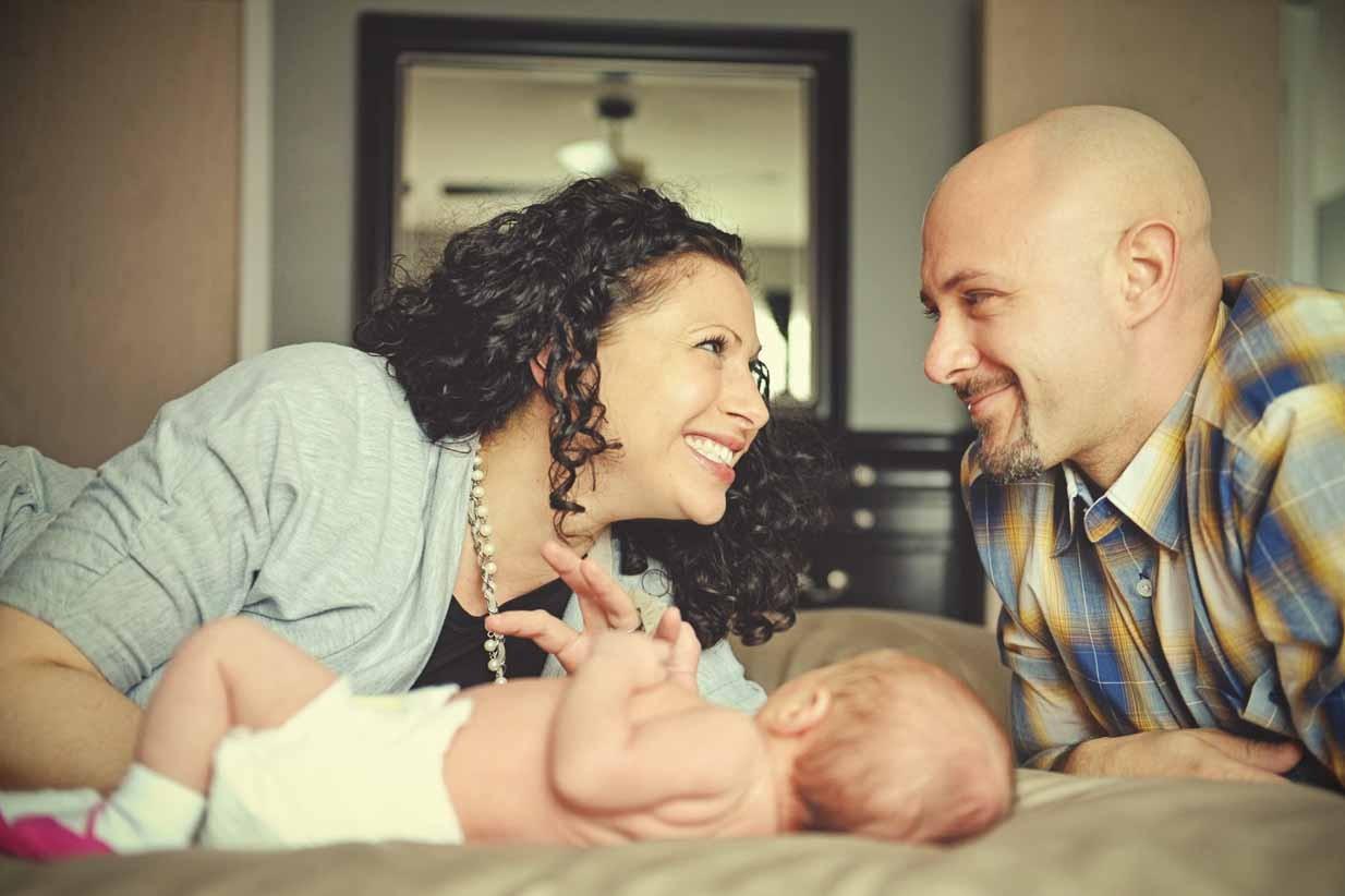 Italian Newborn | Calgary Newborn Photographer | SLIVER Photography