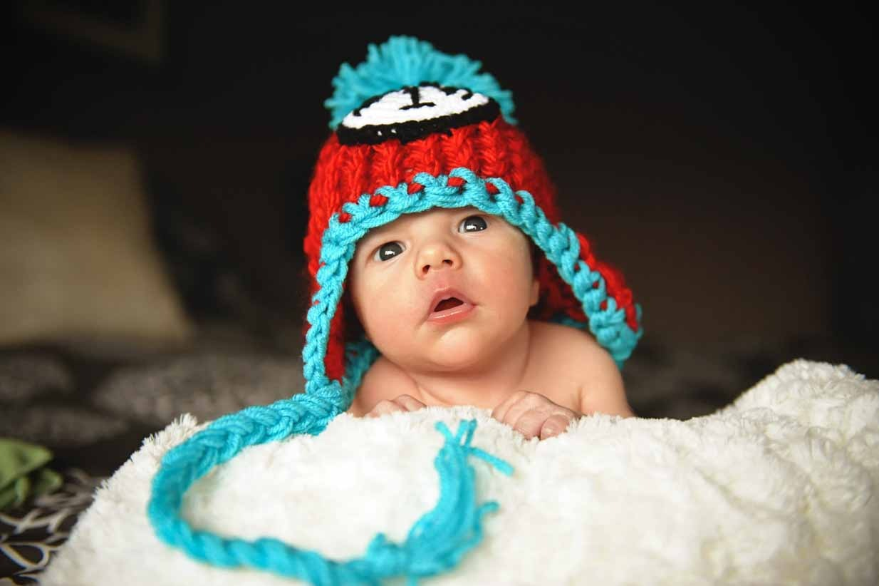 Thing one | Calgary Newborn Photographer | SLIVER Photography