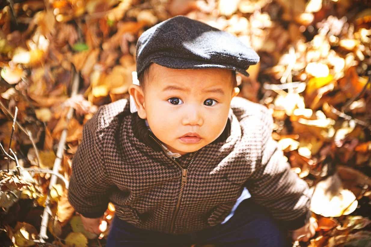 Pilipino Baby | Calgary Newborn Photographer | SLIVER Photography