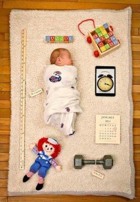 Baby measurements   Calgary Newborn Photographer   SLIVER Photography