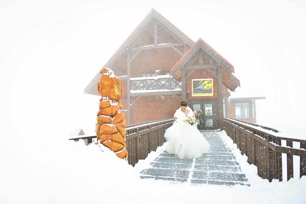 Kicking Horse Wedding | Destination Wedding Photographer | SLIVER Photography