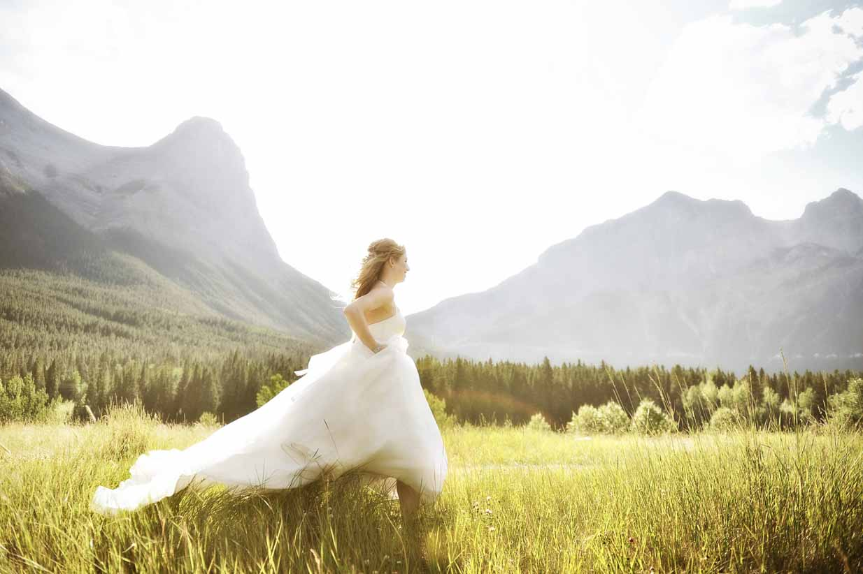 Canmore Quarry Lake | Destination Wedding Photographer | SLIVER Photography