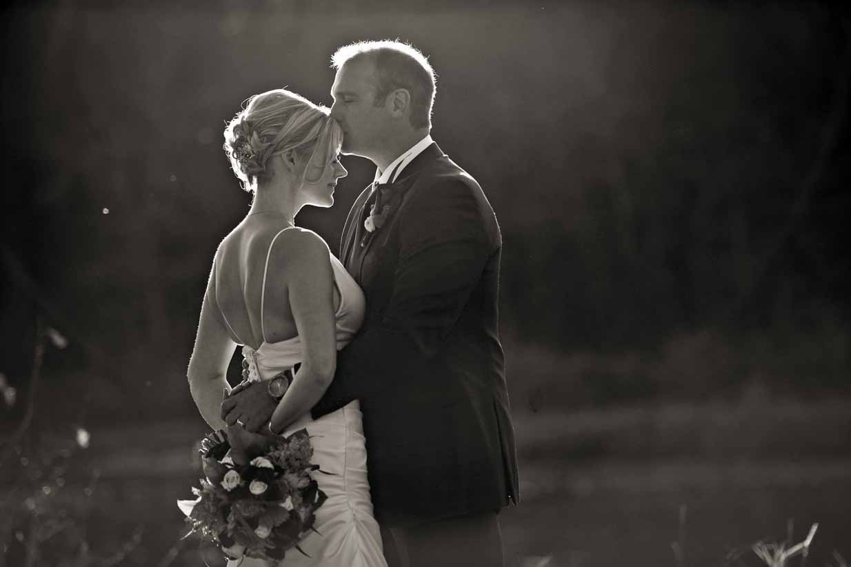 Forehead Kisses | Destination Wedding Photographer | SLIVER Photography