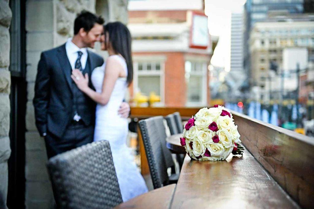 Murrietas Balcony | Destination Wedding Photographer | SLIVER Photography