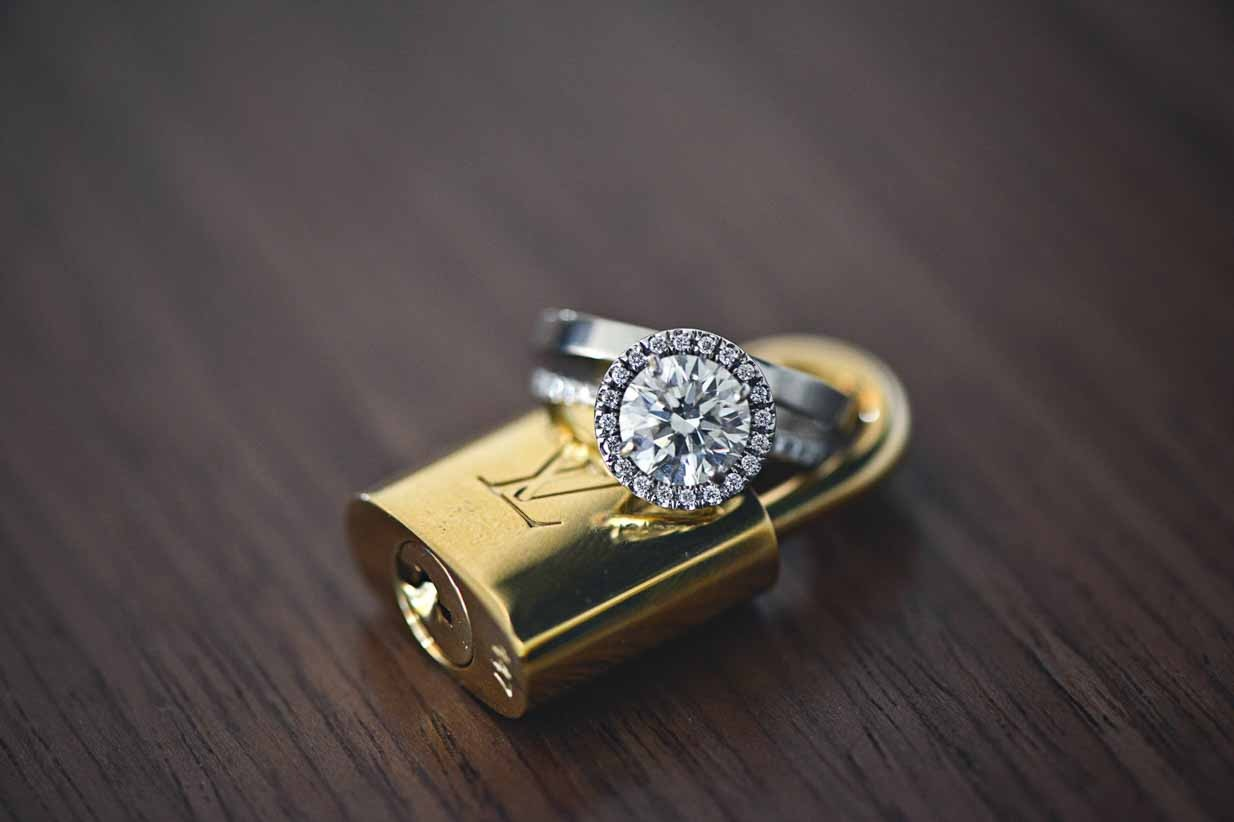 Engagement Ring | Destination Wedding Photographer | SLIVER Photography
