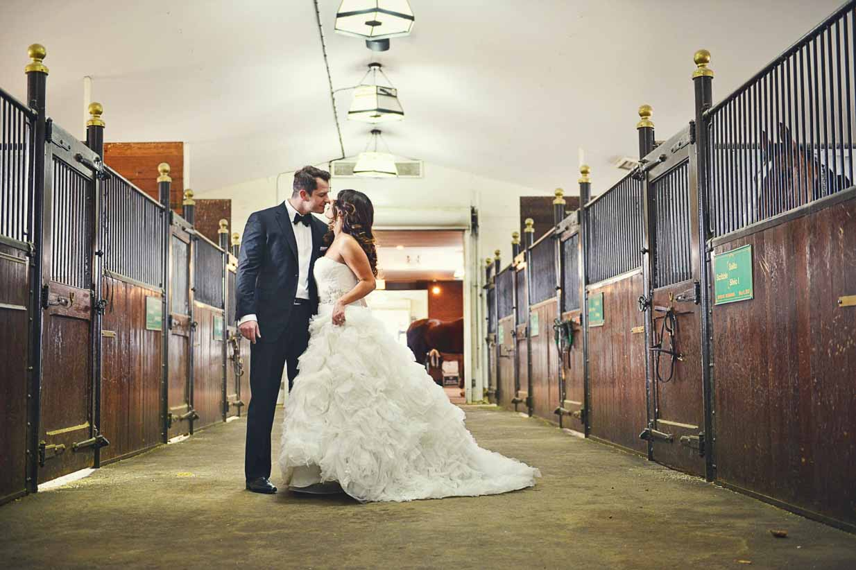 Stables Bride and Groom | Destination Wedding Photographer | SLIVER Photography