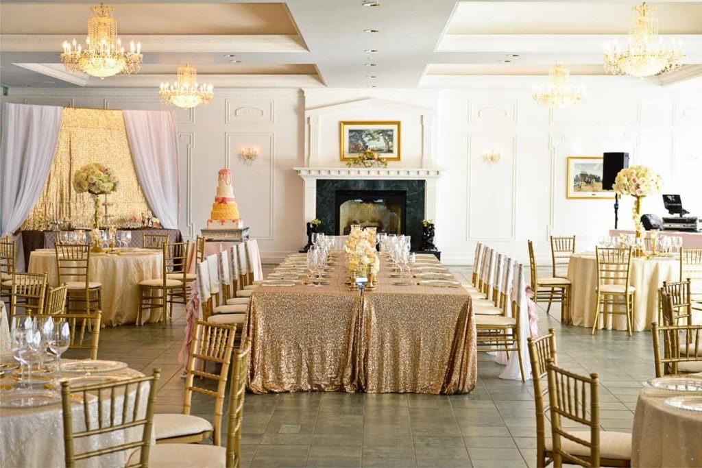 Spruce Meadows Decor   Destination Wedding Photographer   SLIVER Photography