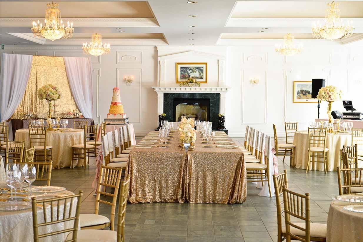Spruce Meadows Decor | Destination Wedding Photographer | SLIVER Photography