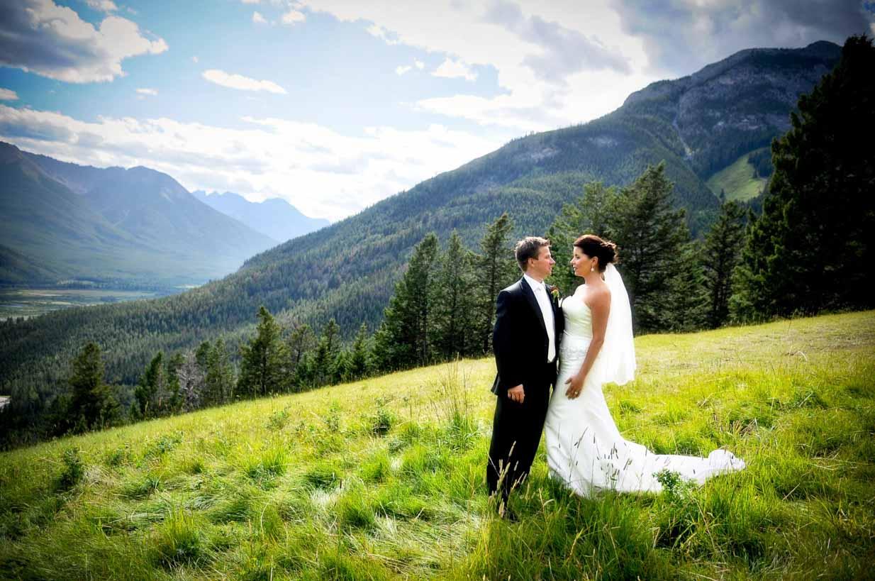 Banff Wedding | Destination Wedding Photographer | SLIVER Photography