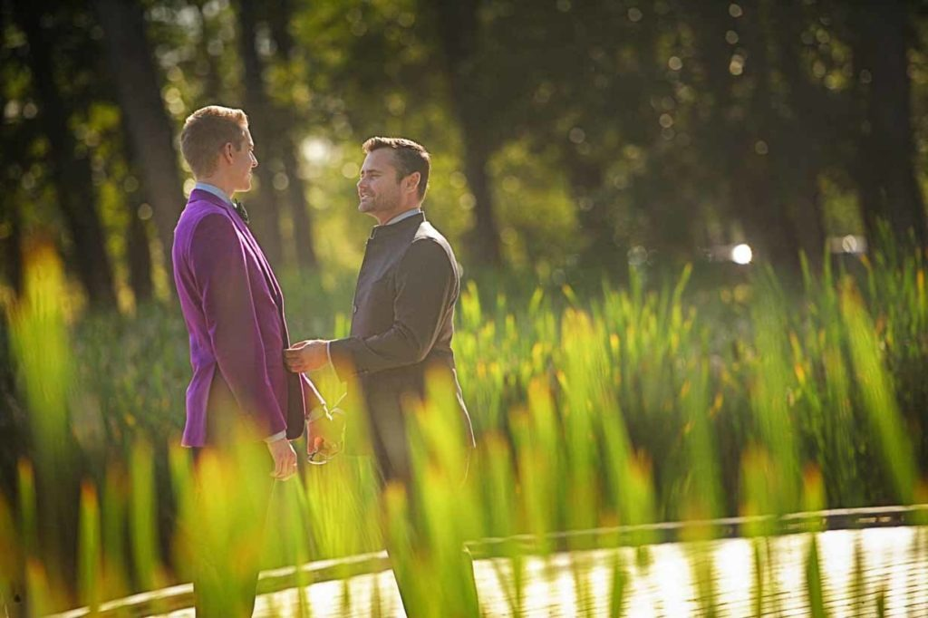 Groom and Groom | Destination Wedding Photographer | SLIVER Photography