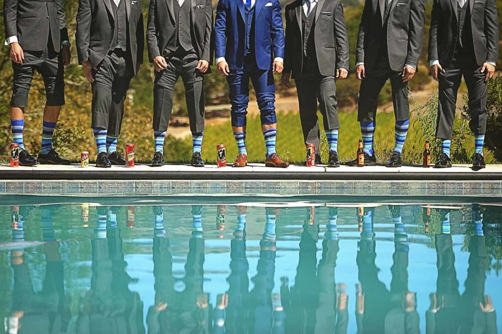 Poolside Socks   Destination Wedding Photographer   SLIVER Photography