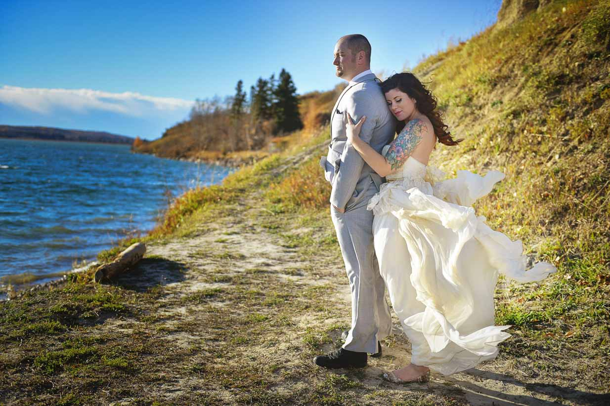 Glenmore Reservoir | Destination Wedding Photographer | SLIVER Photography