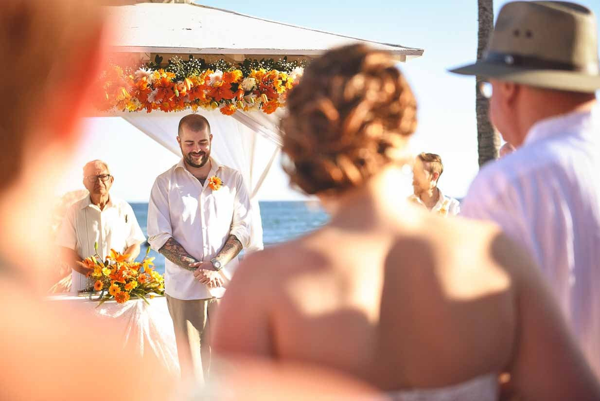 First Look | Destination Wedding Photographer | SLIVER Photography