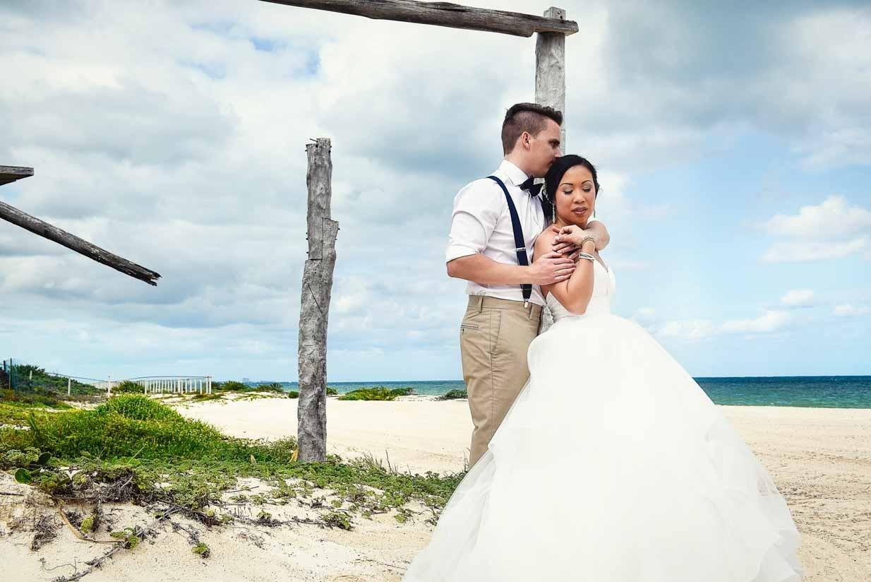 Beach Wedding | Destination Wedding Photographer | SLIVER Photography