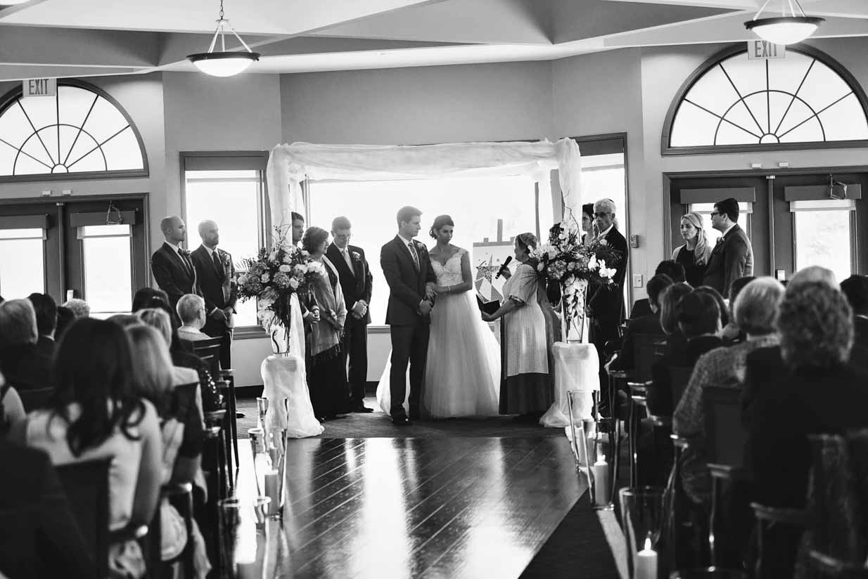 Under the chuppah | Destination Wedding Photographer | SLIVER Photography