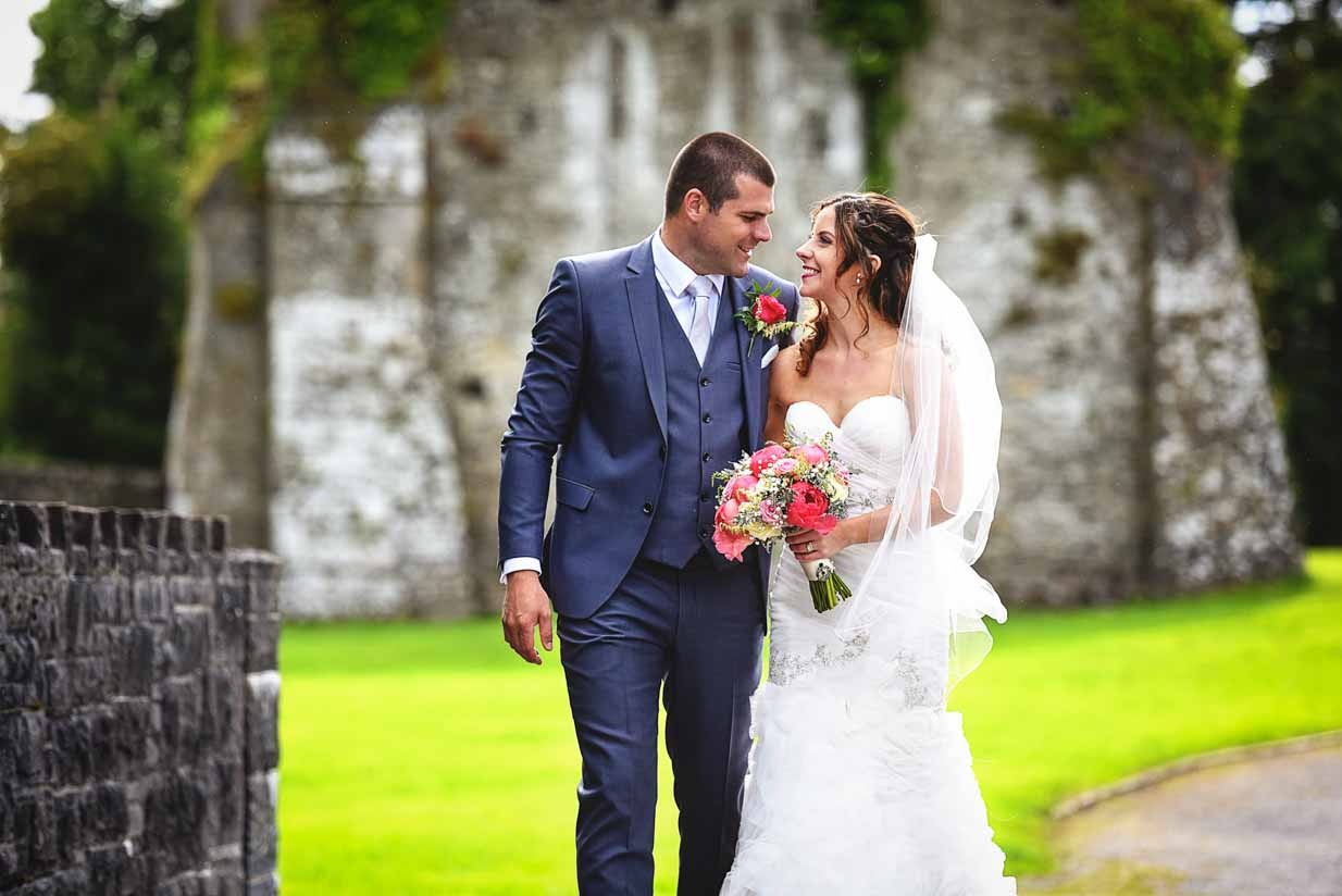 Happy Irish Couple | Destination Wedding Photographer | SLIVER Photography