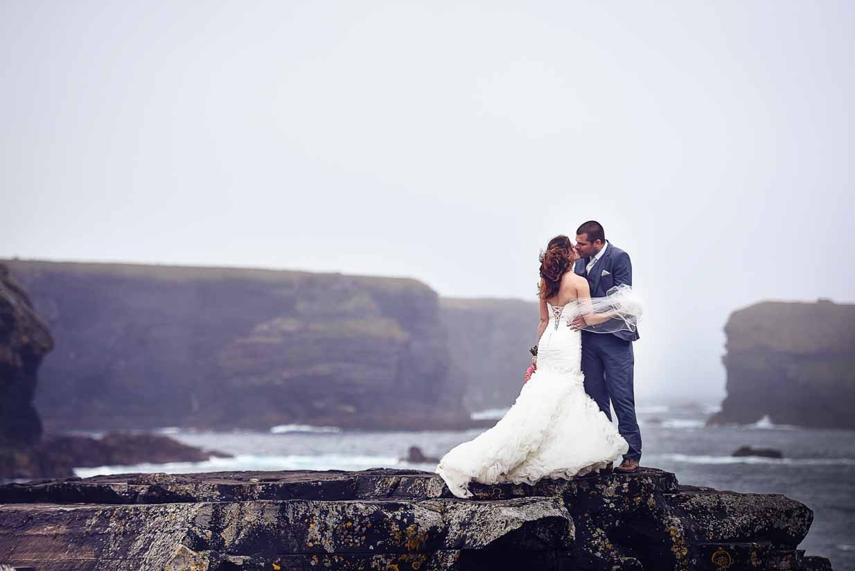 Irish Wedding | Destination Wedding Photographer | SLIVER Photography