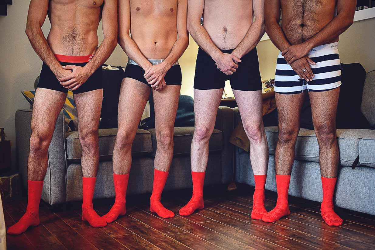 Socks | Destination Wedding Photographer | SLIVER Photography
