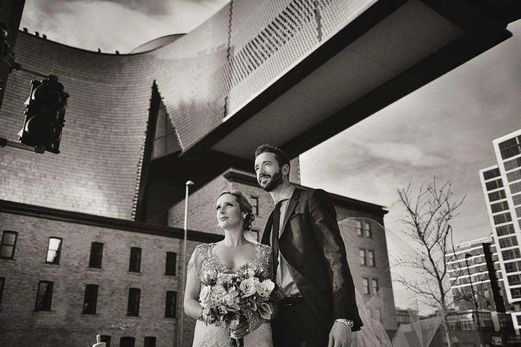 Studio Bell | Calgary Wedding Photographer | SLIVER Photography