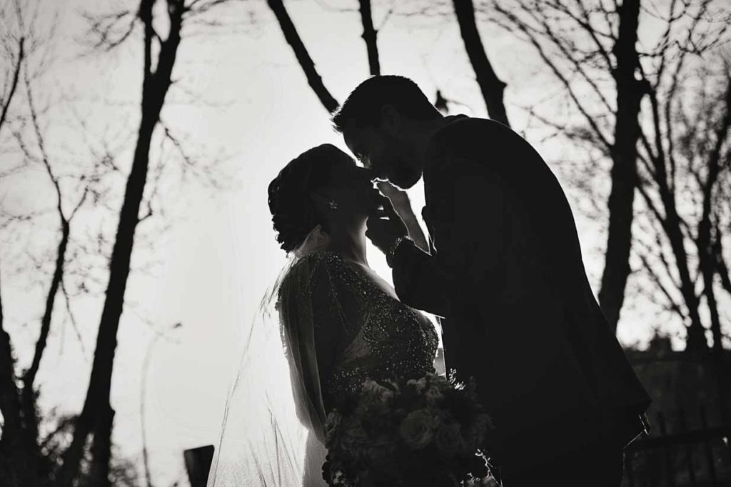 Black and White | Calgary Wedding Photographer | SLIVER Photography