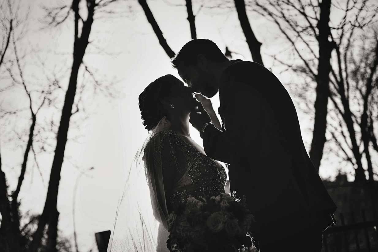 Black and White | Calgary Wedding Photographer | SLIVER Photography