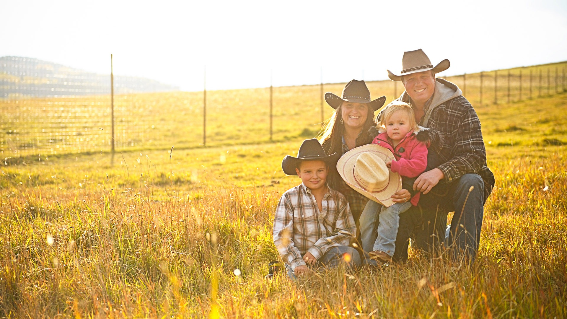 Calgary Family Photographer | SLIVER Photography | Cowboy Family